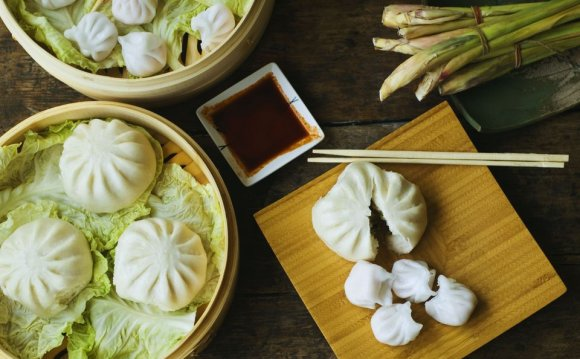 Authentic Chinese dim sum recipes