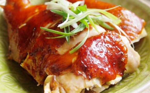 Chicken Recipes Chinese Cooking